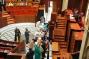 رئيس مجلس النواب يطرد مصورا من جلسة عامة