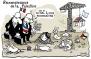 """الرسام الفرنسي """"بلانتو"""" يفضح على طريقته صمت العالم على مأساة الفلسطينيين"""