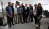 اعتصام تسعة صحافيين تعرضوا للطرد من إعلام البام