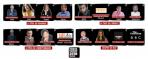 Douze nominés pour le Prix RSF 2018 remis pour la 1ere fois à Londres