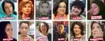 سبع وعشرون صحافية تعانين احتجازا قاسيا
