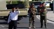 """قوات أمنية تعتدي بالضرب على مدير """"الجزيرة"""" في أربيل"""